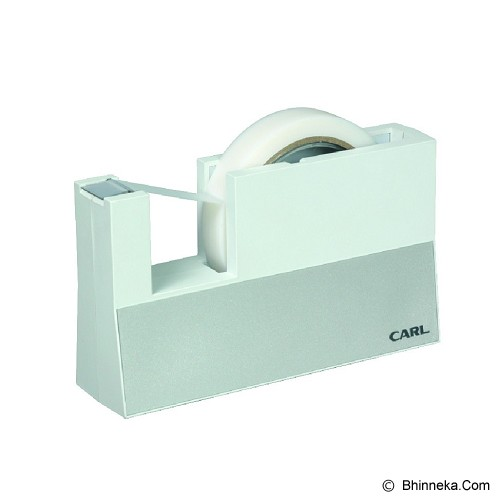 CARL Tape Dispenser [CTS-1500] - White - Tempat Selotip / Tape Dispenser